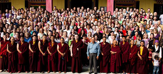 The Karmapa International Buddhist Institute in New Delhi